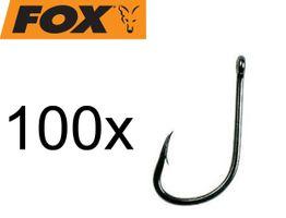 100 Fox Haken Gr. 10 Series 3 Karpfenhaken