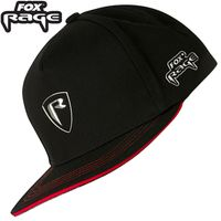 Fox Rage Shield flat peak baseball cap - Cappy für Angler