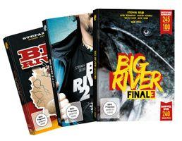 Stefan Seuß Big River Teil 1+2+3 - DVD - Welsangeln in Deutschland