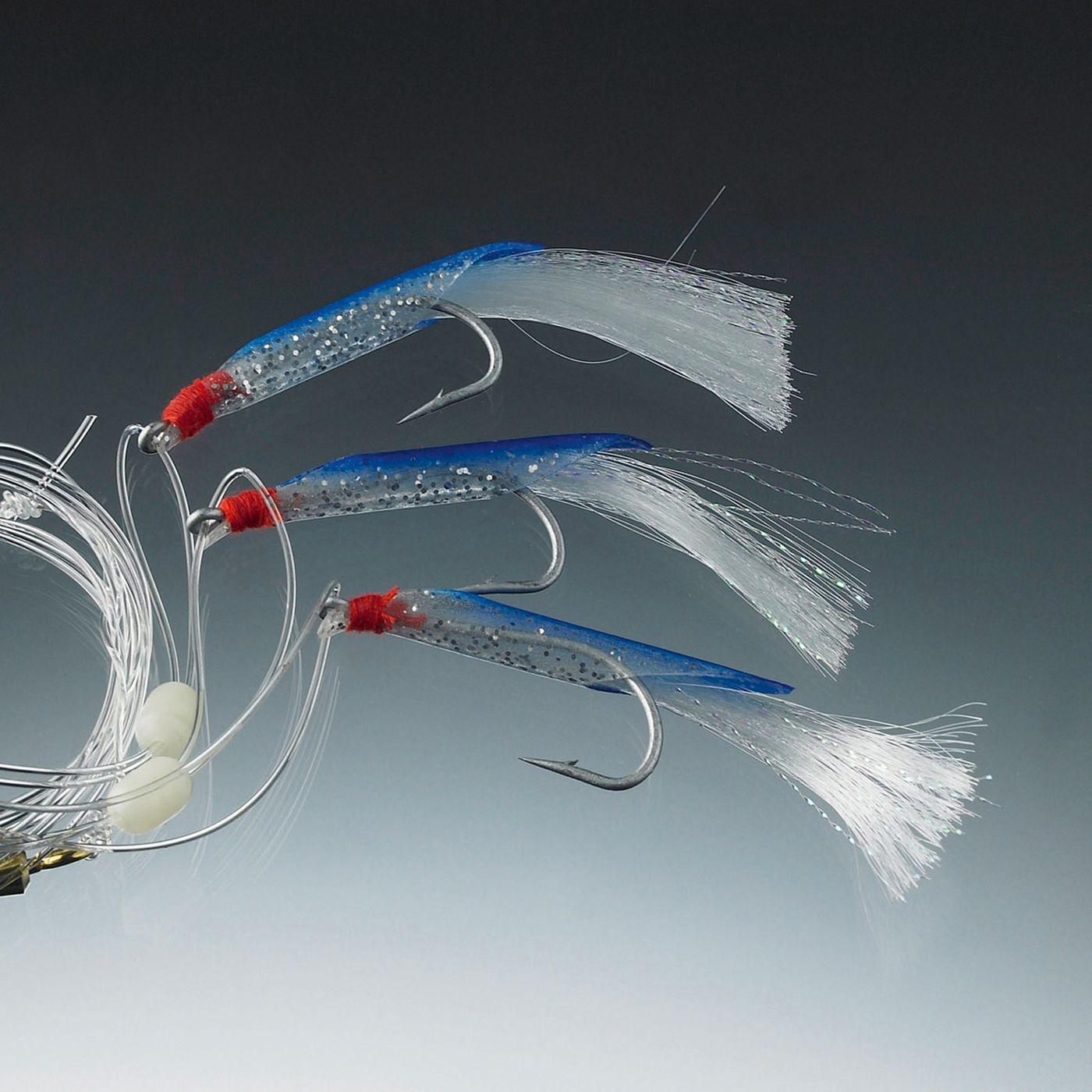 6 Balzer Meerforellenvorfach Shrimp 85cm 0,28mm Gr Meeresvorfach für Forelle
