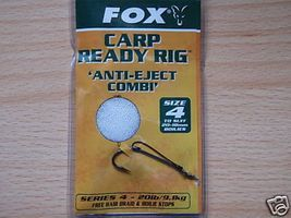 Fox Carp Ready Rigs Anti Eject Combi Rig Gr.4