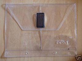 Fox Klarsichthülle (2 Compartment) für Rig Wallet