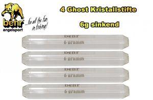 4 Ghost Kristallstifte 6g sinkend Forelle
