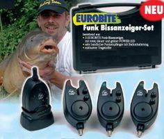 Behr Funk Bissanzeiger Set Funkbissanzeiger Eurobite 3+1