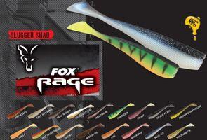 Fox Rage Gummifische Slugger Shad 10cm