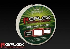 Fox Rage Reflex Mono Schnur Hauptschnur 250m