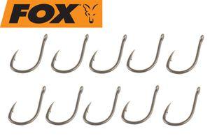 Fox Karpfenhaken Teflon Arma Point SR -10 Boiliehaken