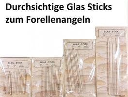 Glas Sticks Sbirolino Spirolino Sbirulino Forellenangeln Forellensee