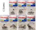 Power Karabiner Wirbel Sicherheitswirbel Raubfischwirbel Wallerwirbel Forellenwirbel Karpfenwirbel Meereswirbel - Bild 2
