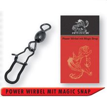 Mantikor Power Wirbel Magic Snap (Gr. 3 bis 4/0)