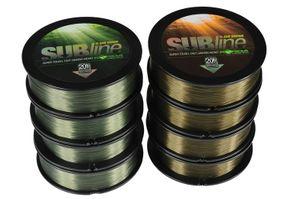 Korda SUBline Ultra Tough Karpfenschnur 1000m Schnur