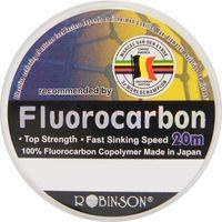 Fluorocarbon Schnur 20m Forellenschnur von der Eynde