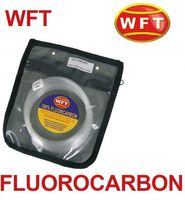 WFT Fluorocarbon Vorfach Schnur 50m (0,60mm-1,20mm)