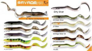 Savage Gear Real Eel Loose Body (15, 20, 30 o. 40cm)