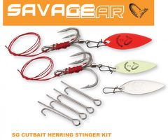 Savage Gear Cutbait Herring Stinger Kit