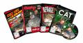 4 Zeck DVDs Wallerangeln - Zeck Cat Voyage + Zeck New Age Trilogie