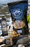 Carp Killers White Indians 5kg Boilies + 100g Pop Ups 16mm + 250ml Dip