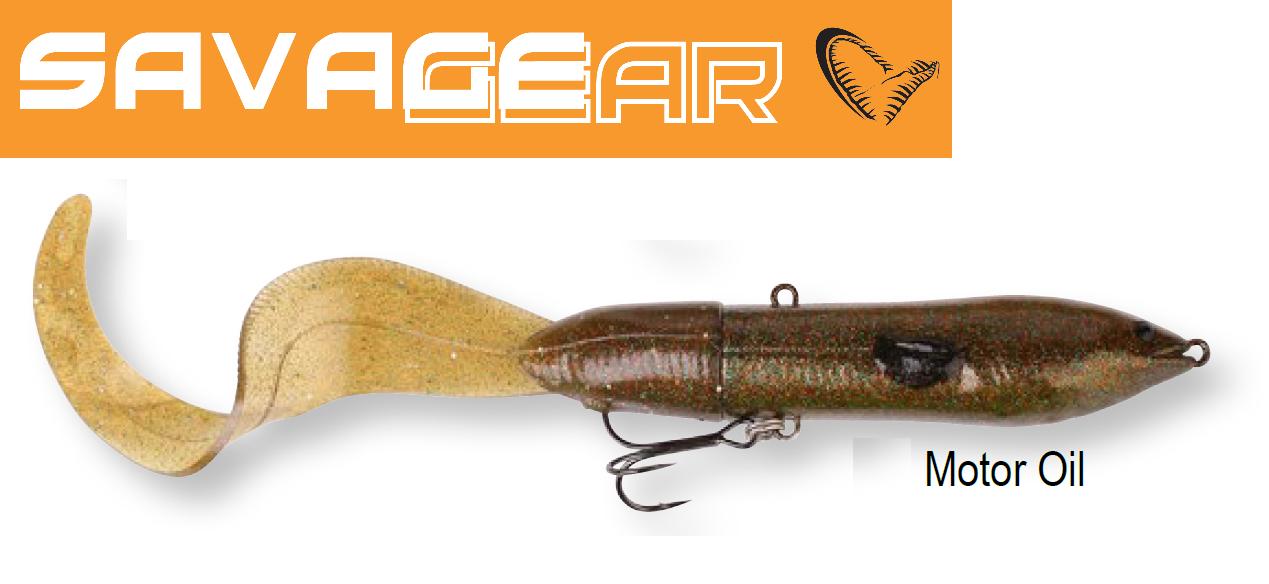 Savage gear 3d Hard EEL 17cm-40g//25cm-109g 2 Replacement code - 1 body