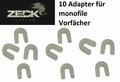 Zeck Mono Loop Thimble für Monovorfach