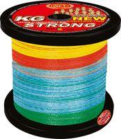 WFT KG strong Schnur 1000m 0,22mm 32kg multicolor