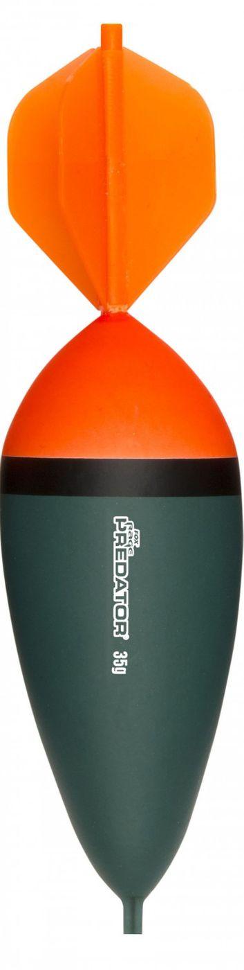 Fox Rage Predator HD Stubby Swivel Float Raubfischpose Angelpose Hechtpose Pose zum Hechtangeln Schlepppose