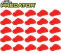 Fox Rage Predator Bait Fins Red Baitstopper  - Bild 1