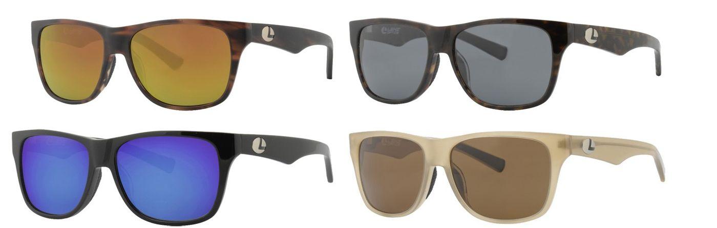 Acetatrahmen Lenz Optics Tay Sunglass Polbrille für Angler mit Edelstahlbügel Bekleidung Sonstige