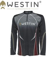 Westin Tournament Shirt LS Pirate Black