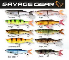 Savage Gear 3D Bleak Glide Swimmer Wobbler (13,5cm / 16,5cm / 20.5cm)