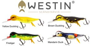 Westin Danny the Duck 14cm 48g Enten Wobbler