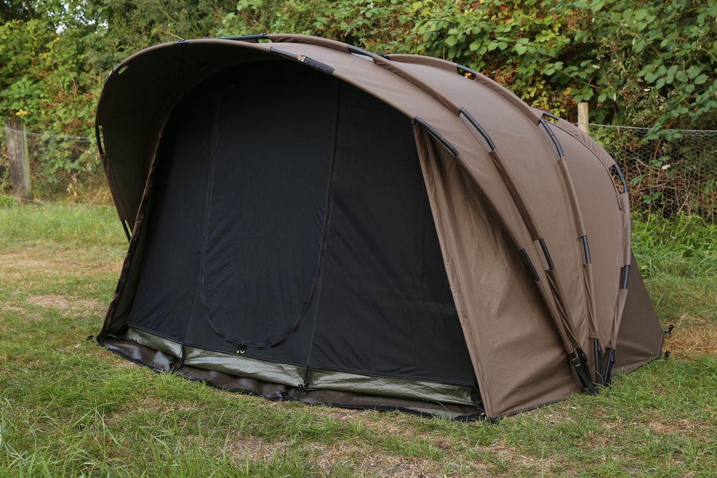 Innenzelt Zelt für Angler Karpfenzelt Fox Retreat+ Ripstop 1-man Angelzelt